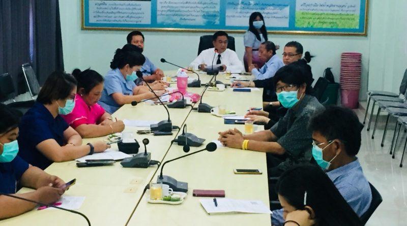 ศูนย์ปฏิบัติการเฝ้าระวังการแพร่ระบาดของโรคติดเชื้อไวรัสโคโรนา 2019  ระดับอำเภอกะทู้
